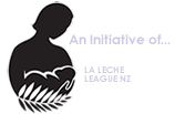 The PCP is proudly supported by La Leche League NZ